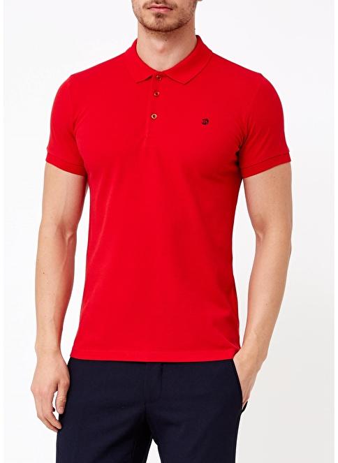 Adze Tişört Kırmızı